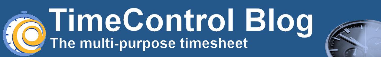 TimeControl Blog